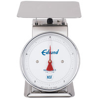Edlund HD-5DP Heavy-Duty 5 lb. Portion Scale with 8 1/2 inch x 8 1/2 inch Platform and Air Dashpot