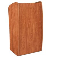 Oklahoma Sound 611CH Wild Cherry Finish Vision Lectern