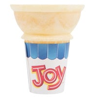 Joy #10 Jacketed Cake Ice Cream Cone   - 720/Case