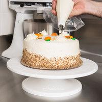 Cake Turntables Cake Decorating Stands Webstaurantstore