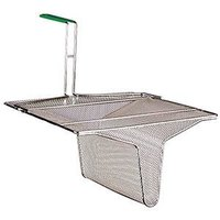 Frymaster 8030107(L) Sediment Tray for H55-2 and MJ45-2 Gas Fryers - Left Tray