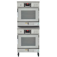 Winston Industries CAC507/CAC507 CVAP Full Height Stacked Cook and Hold Oven - 208V