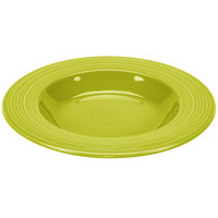 Homer Laughlin 462332 Fiesta Lemongrass 21 oz. China Pasta Bowl - 12/Case