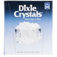 Dixie Crystals 1 lb. Fine Sugar Cubes