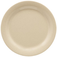 GET BF-090-S 9 inch Tahoe Sandstone Plate - 24 / Case