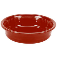Homer Laughlin 455326 Fiesta Scarlet 2 Qt. Serving Bowl - 4/Case