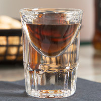 Libbey 5138 1 oz. Tall Whiskey / Shot Glass - 12/Pack