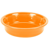 Homer Laughlin 455325 Fiesta Tangerine 2 Qt. Serving Bowl - 4/Case