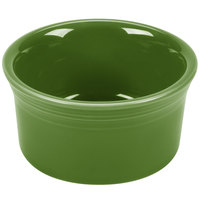Homer Laughlin 568324 Fiesta Shamrock 8 oz. Ramekin - 6/Case