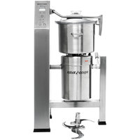 Robot Coupe R23T Vertical Food Processor with 24 Qt. Stainless Steel Bowl - 6 hp