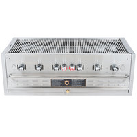 Crown Verity BI-48 Liquid Propane 48 inch Stainless Steel Built In Outdoor BBQ Grill / Charbroiler