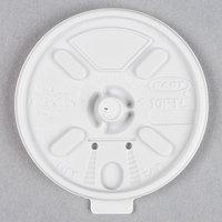 Dart Solo 10FTL White Lift'n'Lock Lid - 1000/Case