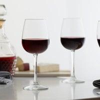 Libbey 7508 Vina 12.75 oz. Tall Wine Glass   - 12/Case