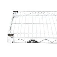 Metro 1472NC Super Erecta Chrome Wire Shelf - 14 inch x 72 inch