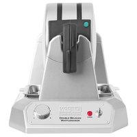 Waring WW200 Double Belgian Waffle Iron / Maker - 120V