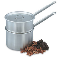 Vollrath 77020 2 qt. Stainless Steel Double Boiler Set