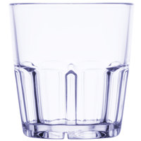 GET 9909-1-BL Bahama 9 oz. Blue Break-Resistant Plastic Tumbler - 72/Case