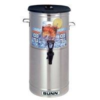 Bunn 34100.0002 TDO-4 4 Gallon Iced Tea Dispenser with Brew-Through Lid