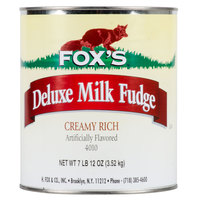 Fox's Hot Fudge Ice Cream Topping #10 Can   - 6/Case