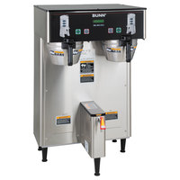 Bunn 34600.0002 BrewWISE Dual ThermoFresh DBC Brewer - 120/240V, 6600W