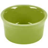 Homer Laughlin 568332 Fiesta Lemongrass 8 oz. Ramekin - 6/Case