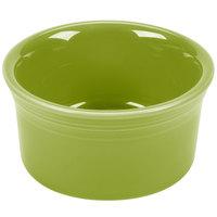 Homer Laughlin 568332 Fiesta Lemongrass 8 oz. Ramekin - 6/Case