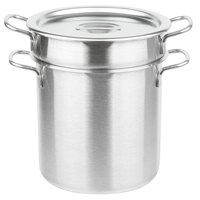 Vollrath 77070 7 Qt. Stainless Steel Double Boiler Set
