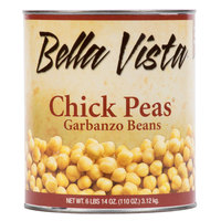 Chick Peas - #10 Can - 6/Case