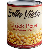 Bella Vista #10 Can Chick Peas - 6/Case