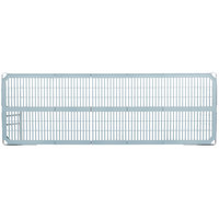 Metro MX2472G MetroMax i Open Grid Shelf with Removable Mat 24 inch x 72 inch