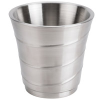 American Metalcraft SWB Double Wall Swirl Wine Bucket