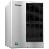 Hoshizaki KM-515MAJ Slim Line Series 22 inch Air Cooled Crescent Cube Ice Machine - 517 lb.