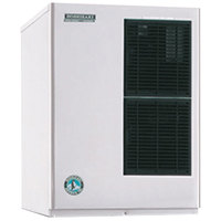 Hoshizaki KM-515MAH Slim Line Series 22 inch Air Cooled Crescent Cube Ice Machine - 501 lb.