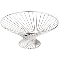 American Metalcraft FR12 12 inch Stainless Steel Whirly Basket