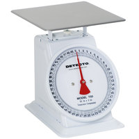 Cardinal Detecto T10 10 lb. Top Loading Fixed Dial Scale