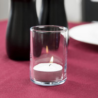 Anchor Hocking 163Q 3.5 oz. Sample Glass / Votive Holder - 36/Case