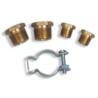 Bunn Scale-Pro Installation Kit for 3/8 inch and 1/4 inch NPT Plumbing Connections (Bunn 39000.0101)
