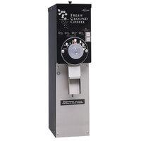Grindmaster 890T Black Slimline 5 lb. Coffee Grinder - 120V