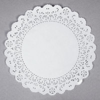 Normandy 8 inch Lace Doilies - 500/Case