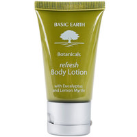Basic Earth Botanicals Refreshing Body Lotion with Flip-Top Cap 1 oz. - 300/Case