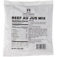 Chef's Companion 4 oz. Au Jus Mix   - 12/Case