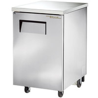 True TBB-1-S 24 inch Stainless Steel Back Bar Refrigerator