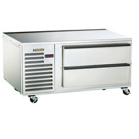 Traulsen TE048HT 2 Drawer 48 inch Refrigerated Chef Base - Specification Line