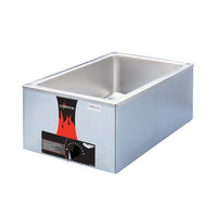 Vollrath 72000 Cayenne Full Size - Stainless Steel Countertop Warmer - 120V, 1000W
