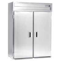 Delfield SARRI2-S 74.72 Cu. Ft. Two Section Solid Door Roll In Refrigerator - Specification Line