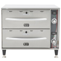 APW Wyott HDDi-3 3 Drawer Warmer - 120V