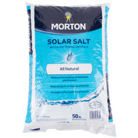 Morton Solar Salt Water Softening Crystals - 50 lb