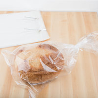 Plastic Bread Bag 11 inch x 20 inch with Micro-Perforations - 1000/Case