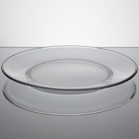 Anchor Hocking 86334 13 inch Glass Platter - 6/Case