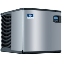 Manitowoc IY-0525W Indigo Series 22 inch Water Cooled Half Size Cube Ice Machine - 208-230V, 480 lb.